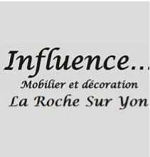 Présent sur la foire du chrono en collaboration avec INFLUENCE magasin mobilier et décoration 71 bd d'Italie 85000 la roche sur yon