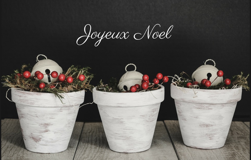Nous vous souhaitons un joyeux Noël & de très bonnes fêtes de fin d'année.