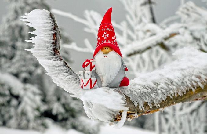 Nous vous Souhaitons d'excellentes fêtes de fin d'année…